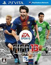 Usé Ps Vita Fifa 13 World Classe Soccer Psv 21069 Japon Import