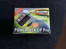 Ansmann Racing Powerjack GP Pro RC Charger For Transmitter Receiver Glow Starter