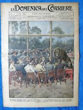 La Domenica del Corriere 10 aprile 1927 California - Renown - Colombo-De Pinedo