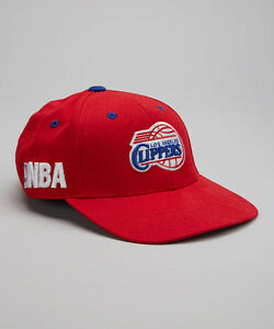 Los Angeles Clippers Adjustable Youth Baseball Hat NWT