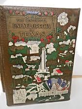 The Historical Encyclopedia of Texas Vols 1&2 1941 Cowboys UT Rice Oil Houston&c