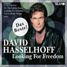 DAVID HASSELHOFF - LOOKING FOR FREEDOM-DAS BESTE  (3 CD)  POP BEST OF  NEU