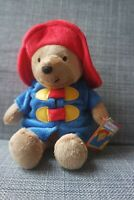NEW & SEALED in BAG with TAG My First Paddington Bear Soft Baby Toy Plush Teddy