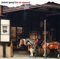 James Gang - Live in Concert [New CD]