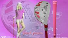 "Petite Women's iDrive Golf Club Hybrid #3 Lady ""L"" Flex Rescue Utility Club"