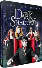 DARK SHADOWS (BLU-RAY) STEELBOOK LIMITED EDITION di Tim Burton, con JONNY DEPP