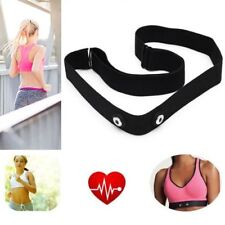 Replacement Heart Rate Monitor Transmitter Strap Band For Polar H7 Garmin Wahoo