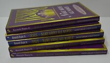 Jesus - Name above All Names- Kenneth E. Hagin JR (LOT OF 5 BOOKS) NEW!!