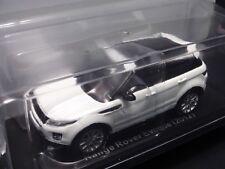IXO Range Rover Evoque 2012 1/43 Scale Box Mini Car Display Diecast Vol 285