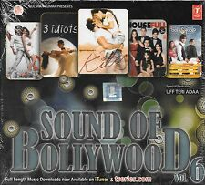 SOUND OF BOLLYWOOD 6 - NEUF BOLLYWOOD COMPILATION CD
