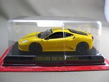 Ferrari 430 SCUDERIA hachette 1:43 Diecast car Vol.78