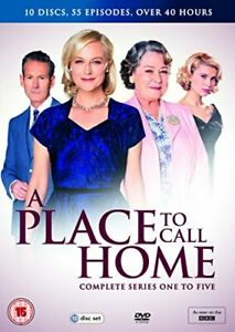 A Place To Call Home: Complete Series 1-5 [DVD] - DVD  SRVG The Cheap Fast Free