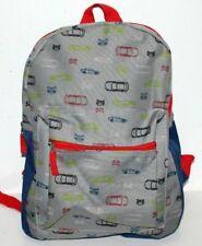 CARS DESIGN SCHOOL BAG PRE-SCHOOL BACKPACK BOYS 14.5