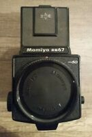 Mamiya RB67 Pro SD  Body Mittelformat Kamera  6x7 mit Lichtschacht