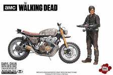 The Walking Dead Daryl Dixon With Custom Bike Figure Set McFarlane Toys