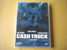 Cash truck DVD thriller Dujardin Dupontel Berleand Boukhrief lingua italiano