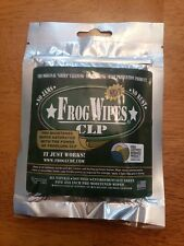 FrogLube 14936 CLP Wipes Cleaner/Lubricant 5 Wipes/Pack