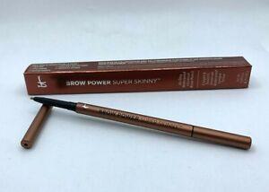 It Cosmetic Brow Power Super Skinny Universal Brow Pencil-Universal Auburn -BNIB
