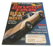 Corvette Fever  Magazine - June 2000