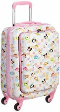Disney Tsum Tsum Rolling Luggage Suitcase Travel Pilot Backpack Case Bag Mickey