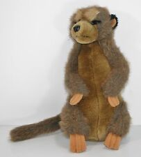 "Plush Meerkat Stuffed Animal Prairie Dog 11"""