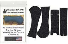 Tractiongrips rubber grip tape fits Shockwave Raptor Mossberg 500 pistol grips