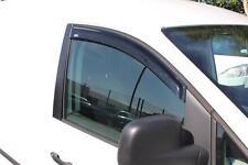 VW CADDY 2005 ON STX WIND DEFLECTORS - WIND VISORS - EXTERNAL FIT