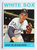 Dave De Busschere #247 Topps 1964 Baseball Card (Chicago White Sox) G