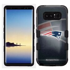 for Samsung Galaxy Note 8 Rugged Hard+Rubber Hybrid Case New England P