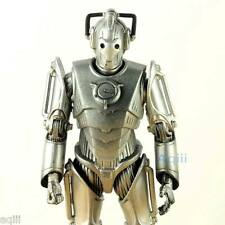 Doctor Who Action Figure Black Casque Cyberman Cyberleader Cybermen Cybus New