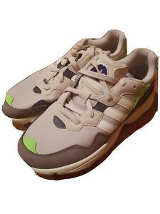 Adidas yung 96 Gray And Green