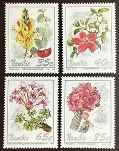 Namibia 1994 Flowers MNH