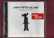 JAMIROQUAI - EMERGENCY ON PLANET EARTH CD APERTO NON SIGILLATO