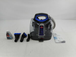 Bissell 2694 - SpotClean ProHeat Portable Spot and Stain Carpet Cleaner, Blue