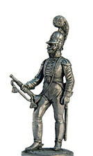 Headquarters trumpeter of Moscow Dragoon Regiment 1803 Year 1/32 Scale Figure