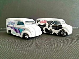 Hot Wheels Dairy Delivery Got Milk (Loose)