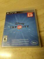 Disney Infinity (2.0 Edition) (Sony PlayStation 3, 2014)