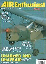 AIR ENTHUSIAST SEP-0CT 02: P-51 DERIVATIVES/ USSR JET DRONES/ SUPER MIRAGES/ AOP