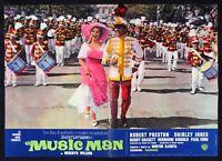 Werbeplakat S11 Die Anführer The Music Man Meredith Willson, R.preston