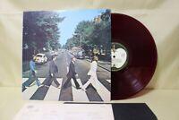 The Beatles – Abbey Road Apple – AP-8815 Japan Red Wax Vinyl LP