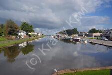 Bude Canal Cornwall Photo Art Print Canvas (UK)
