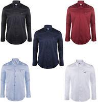 Lacoste Business Hemden in 4 ver. Farben 2015 Collection NEU & OVP Gr. S-XXL