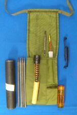 USGI M14 Cleaning Kit Pouch NOS Vietnam ERA 1970 Mil SPEC 7.62mm NATO Complete