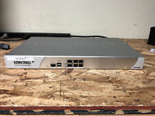 Sonicwall Nsa 2400 6Port Firewall Security Appliance Vpn