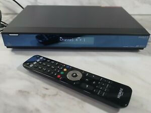 Humax Foxsat HDR 320GB DVR HDD Twin Tuner Freesat HD Reciever Box + Remote
