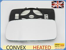 Wing Mirror Glass For Volvo 740 /760/940 1982-1992 Convex Heated Left /P002