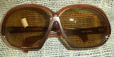 Cool-Ray True Vintage Womens Sunglasses, Honey Brown, Large Lenses, #440