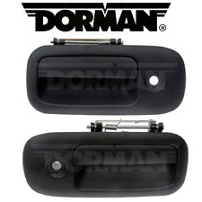 For Chevrolet Kodiak GMC Topkick Set of Left & Right Exterior Door Handle Dorman