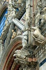Duomo Di Siena Cathedral Southern Tuscany Italy Photograph Picture Print