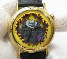 HADES, Disney Villains, Animated Indigio Dial, LE 2396 of 3000 Unisex WATCH, 942